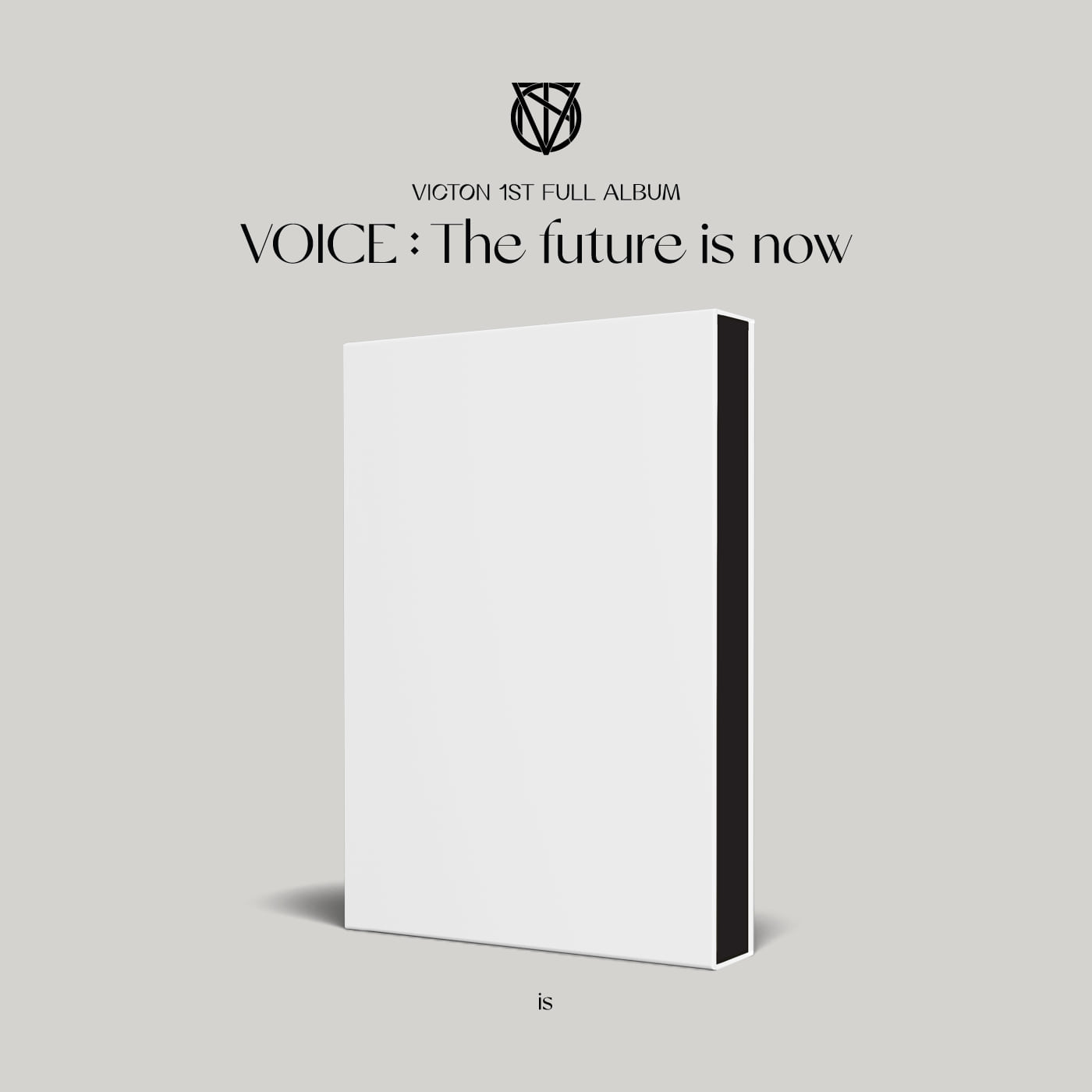 [PRE-ORDER] VICTON - Album Vol.1 [VOICE : The future is now] (is ver.)케이팝스토어(kpop store)