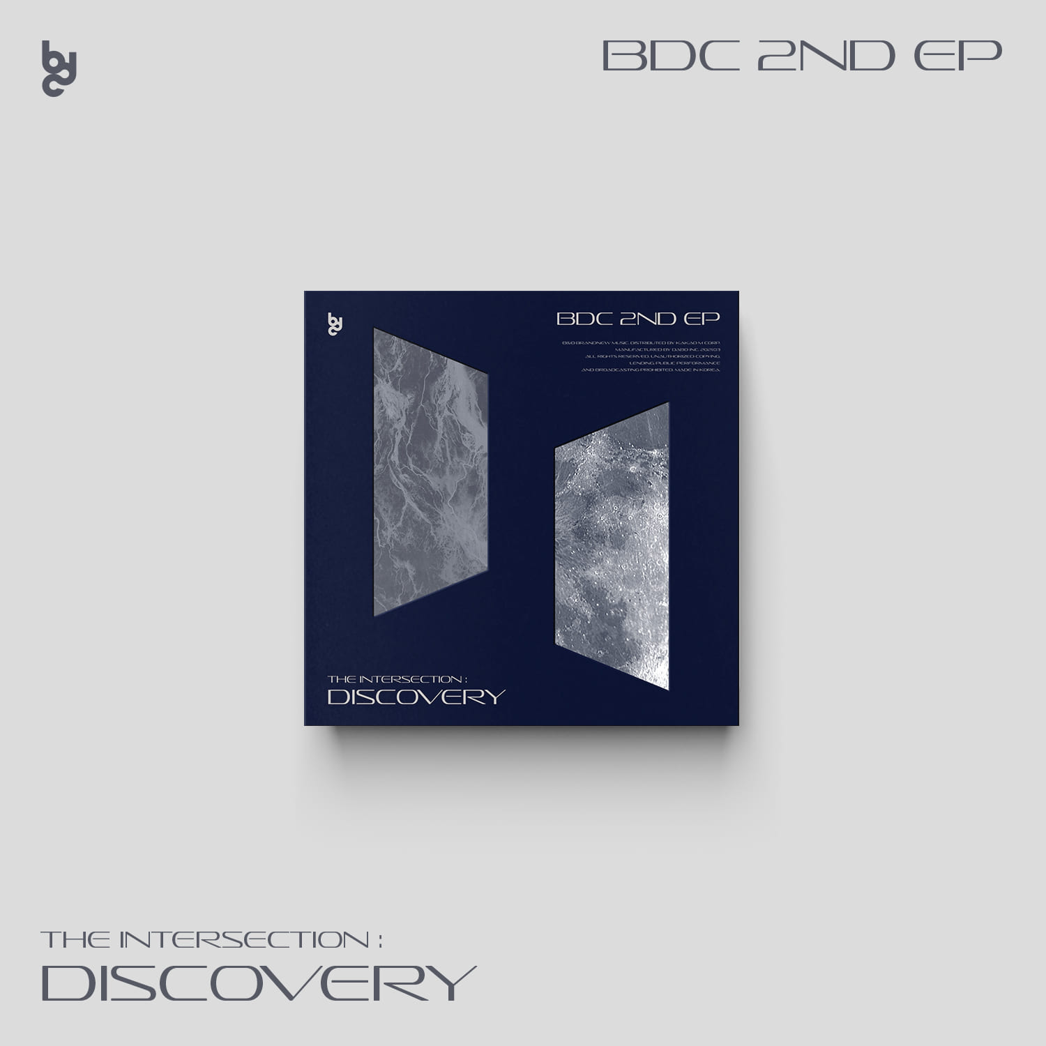 [PRE-ORDER] BDC - EP Album [THE INTERSECTION : DISCOVERY] (REALITY Ver.)케이팝스토어(kpop store)
